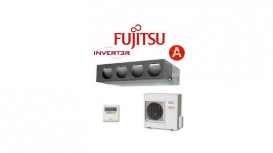 Oferta aire acondicionado Alicante Fujitsu por conductos.