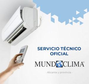 Servicio Técnico Oficial Mundolima
