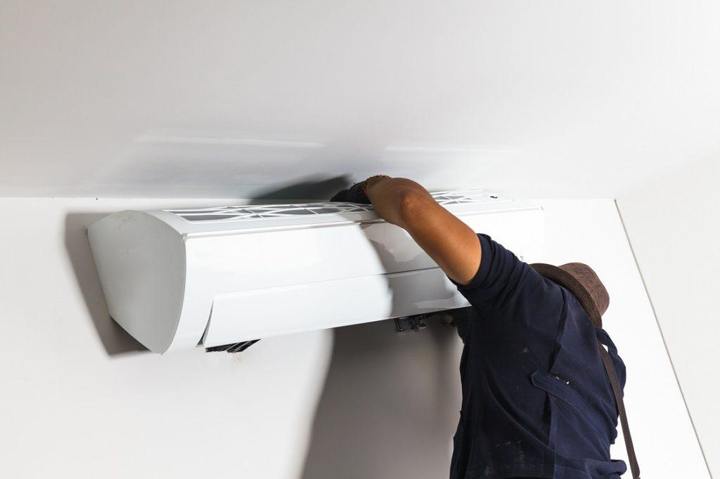 Reparación aire acondicionado empresas